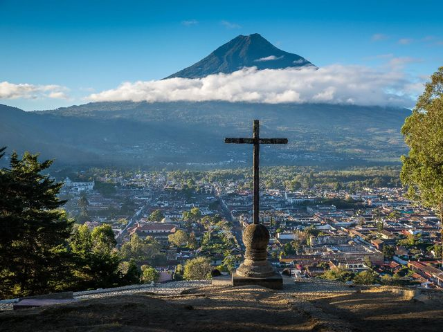 On which continent will you find Guatemala?