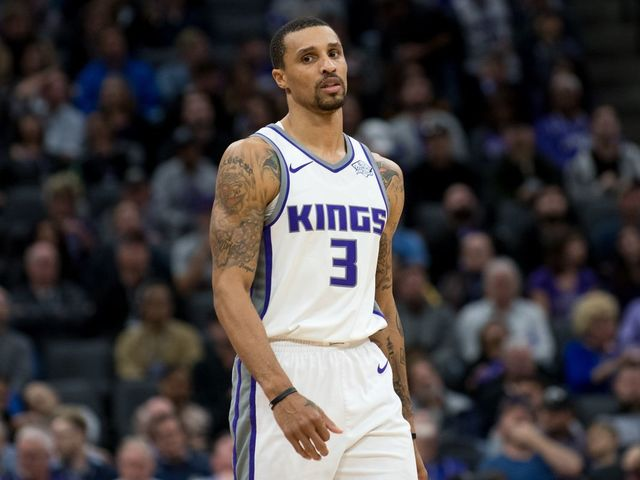 What team did George Hill get traded to?
