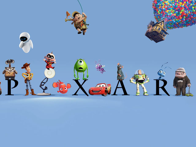 What's Your Favorite Thing About Pixar Movies?