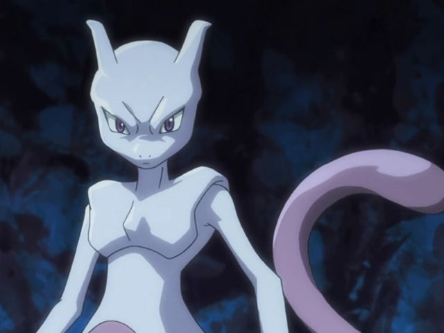 What type of Pokemon is Mewtwo?