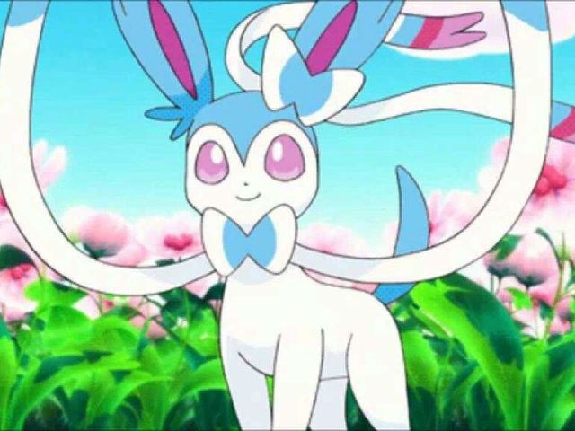 What type of Pokemon is Sylveon?