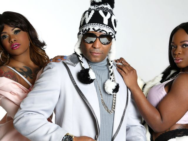 Kool Keith embraced being a bit oddball with his raps and wardrobe