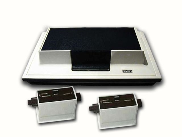 The Magnavox Odyssey was the first commercially available home video game console, released in 1972.