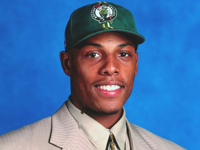 Where did Paul Pierce go to college?