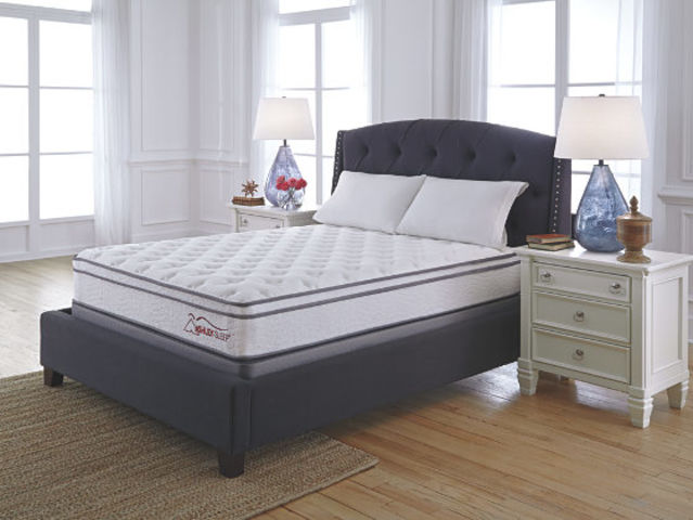The average queen-sized mattress contains 395 coil springs!