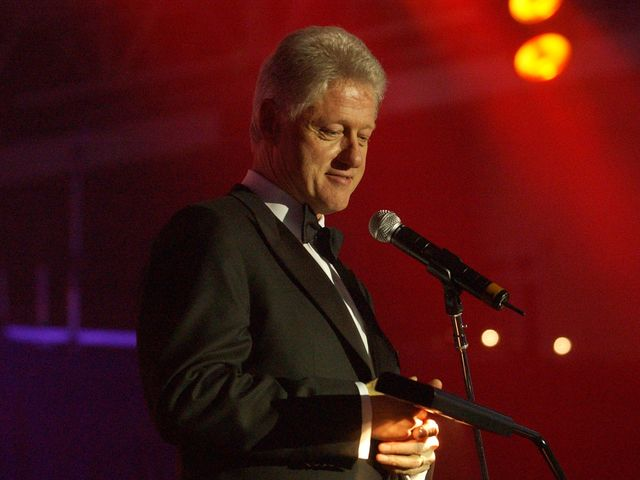 In fact, President Clinton has won two, both in the spoken word category. His wife Hillary has also won a Best Spoken Word Grammy.