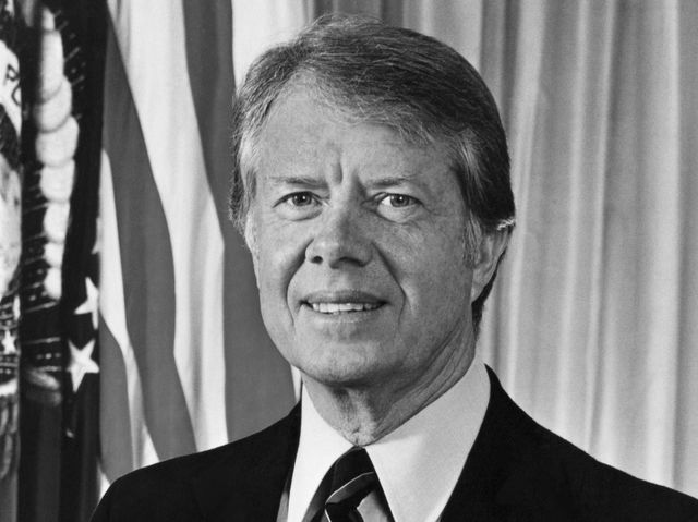 President Carter took over and ran his family's peanut farm. There was a giant peanut-shaped balloon in his inaugural parade, as a tribute to his past.