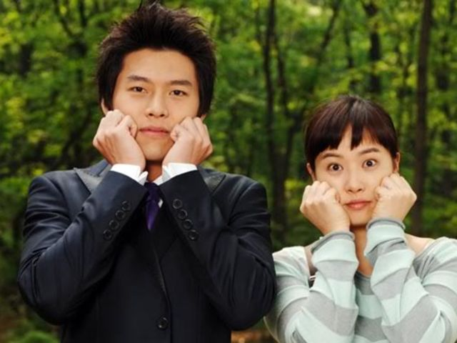 Which of these K-dramas starred Hyun Bin and Kim Sun Ah?