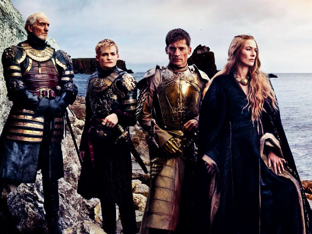 Which castle do the Lannisters historically rule in?