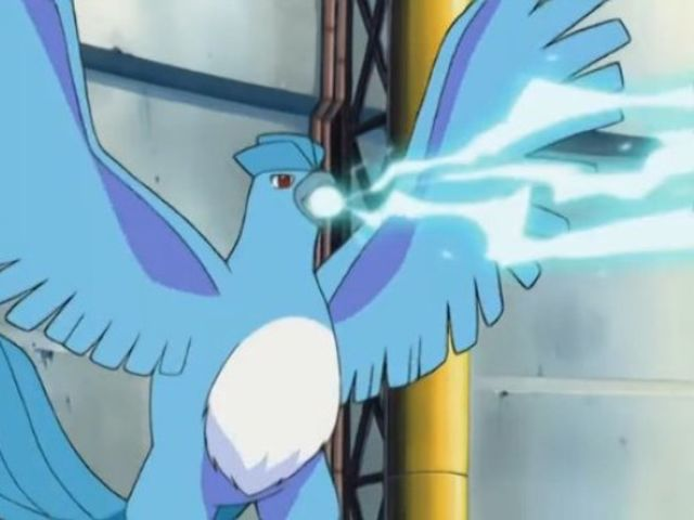Articuno is half flying-type and half what?