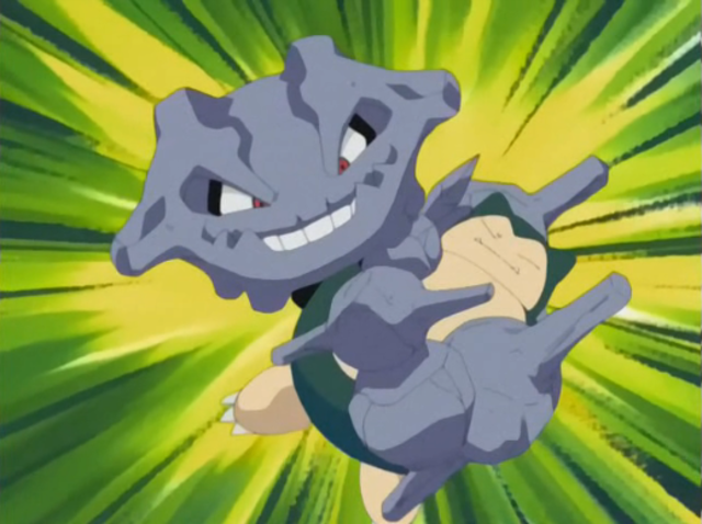 Steelix is half ground-type!