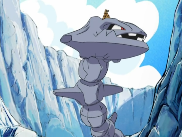 Steelix is half steel type and half what?