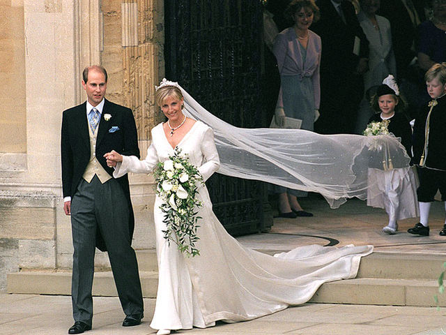 Ranking The 10 Best Royal Wedding Dresses Throughout British History ...