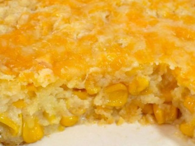 Can't make corn casserole without cornbread mix!