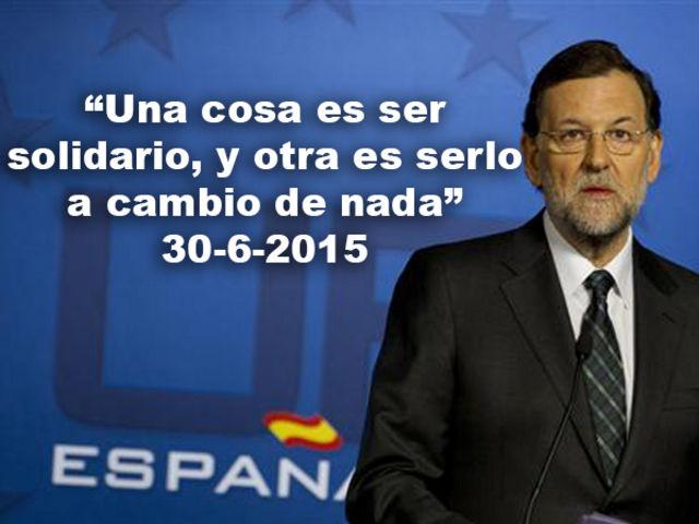 Las Mejores Frases De Mariano Rajoy Playbuzz