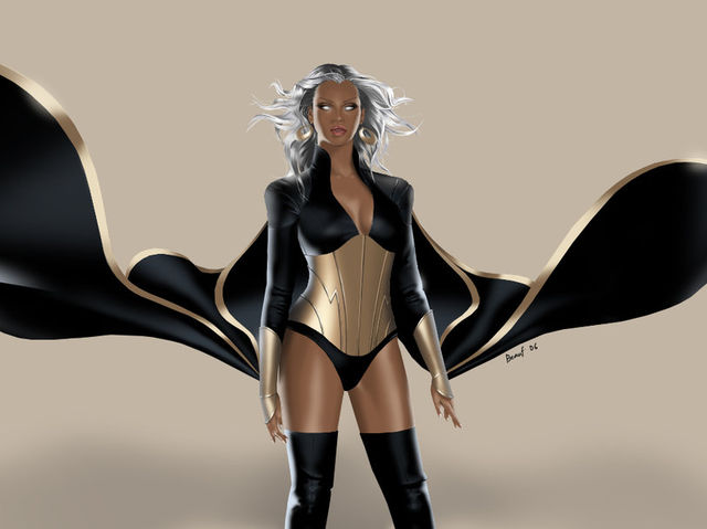 What is Victor Creed's code name? (and no, you won't be getting a picture of him - so I'll just leave Storm here looking fierce)