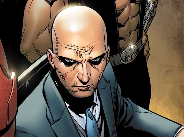 Who is Professor X's half-brother?
