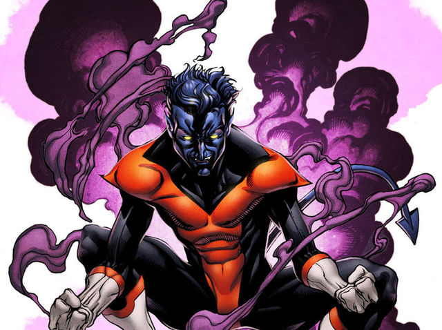 Who are all of Nightcrawler's sibling(s)?