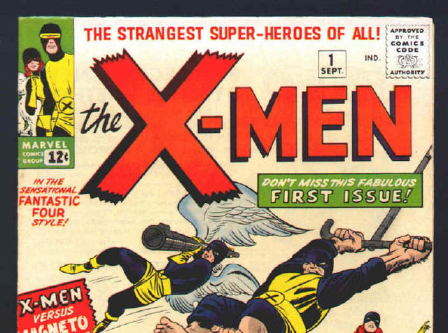 "We can end with how it all began, when did ""The X-Men #1"" debut?"