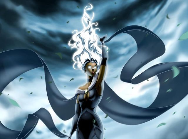 What is Storm's phobia? (Totally an easy one.)