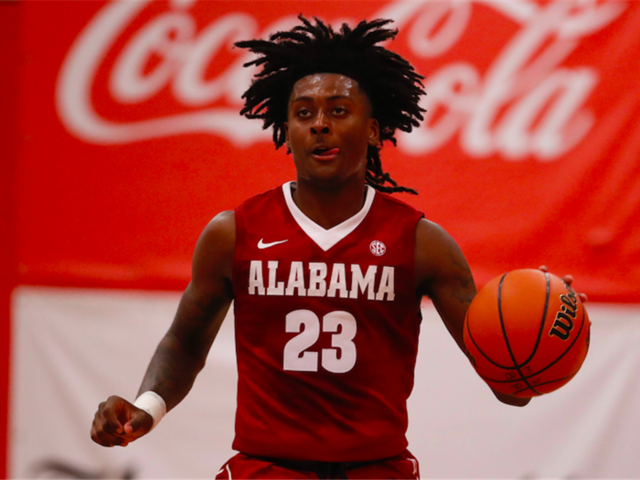 This prospect started playing basketball in his home of Georgia at the age of 3: