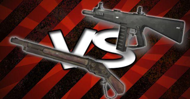 Modern Warfare 2 AA12 vs Modern Warfare 2 Model 1887 | Playbuzz