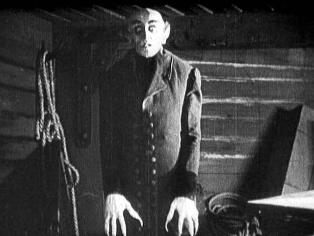 Nosferatu has a name, and it's Count Orlok!