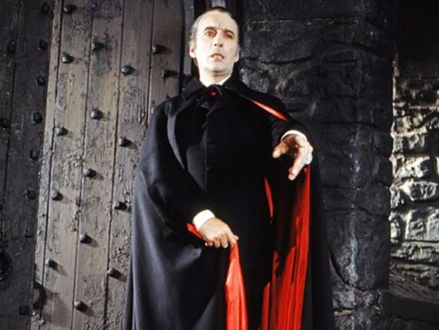 Christopher Lee is the best Dracula and no one will ever be able to convince us otherwise.