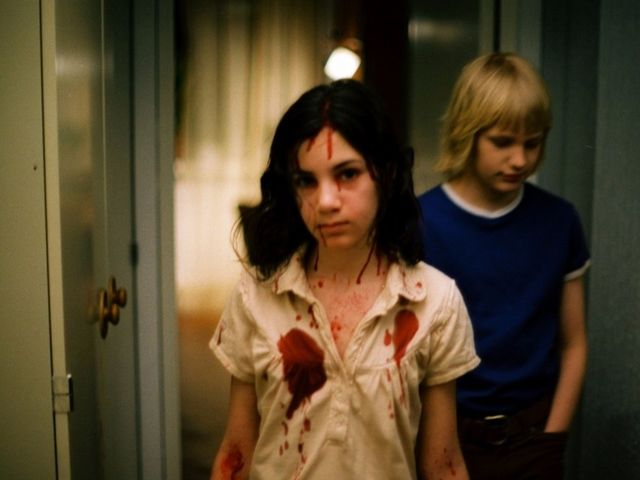 Pronounced Ellie, this tiny vampire delivers some major vicousness in Let the Right One In