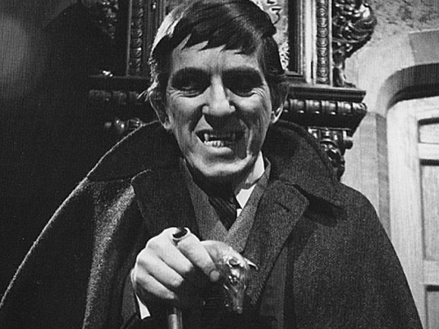 It's hard to give a vampire the title of most dramatic as they tend to be pretty extra, but Barnabas Collins really brought the drama to soap opera Dark Shadows.