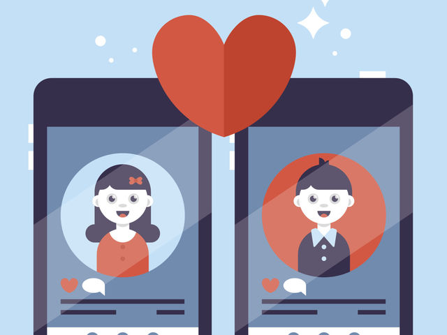 Studies show couples who meet online are less likely to divorce.