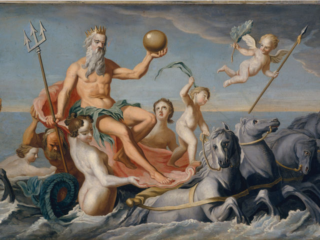 Neptune is the Roman god of the sea. What is his Greek name?