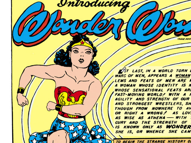 Wonder Woman made her debut as part of Sensation Comics in December of 1941.