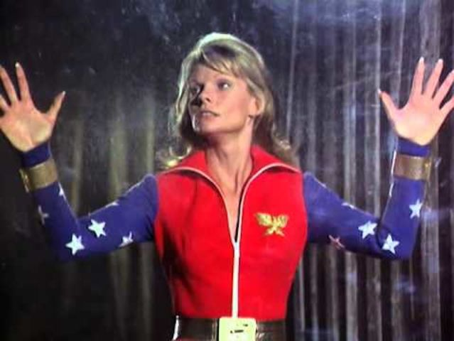 Cathy Lee Crosby DID play Wonder Woman on television, but it was in a made-for-TV movie and not part of a series.