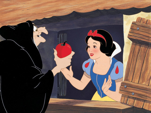 What do we learn from Snow White and the Seven Dwarves?