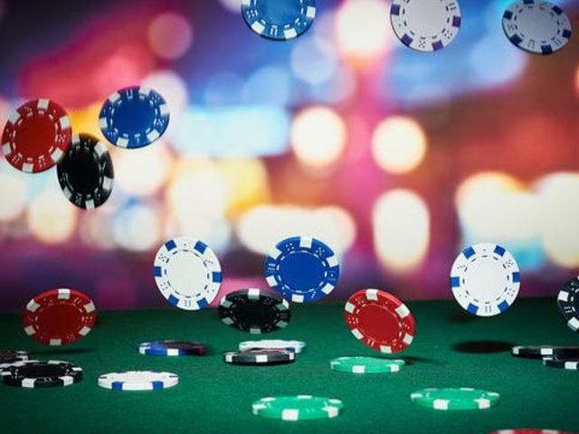 What is your favourite game to play in the casino?