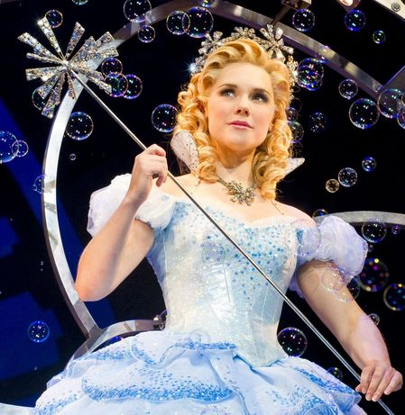 Galinda/Glinda(Wicked)