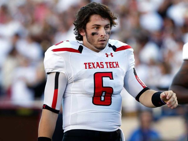 Mayfield left Tech due to believing he was the default starter and scholarship issues.