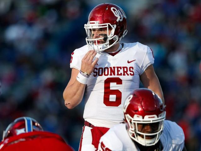 Where did Mayfield finish in last year's Heisman voting?