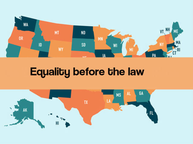 Equality before the law