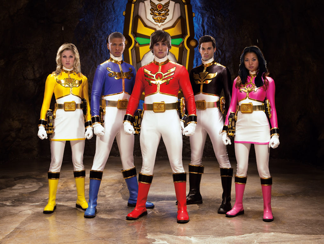What was the name of the 21st series in the Power Rangers franchise, which was the most recent to air?