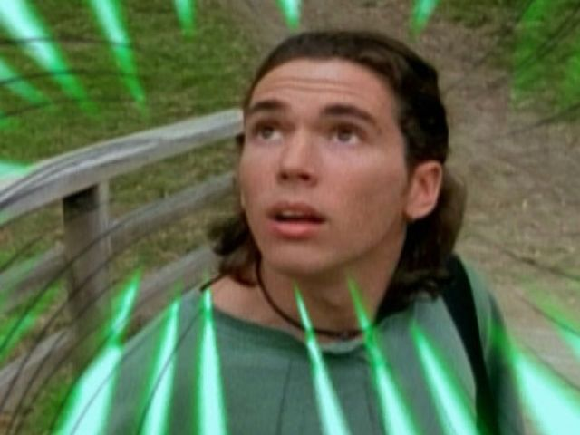 During what episode of the first season did we first meet Tommy Oliver, the Green Ranger?