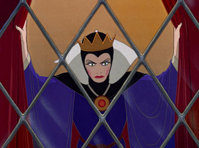 "Who told the Evil Queen that ""the fairest one of all"" is Snow White?"