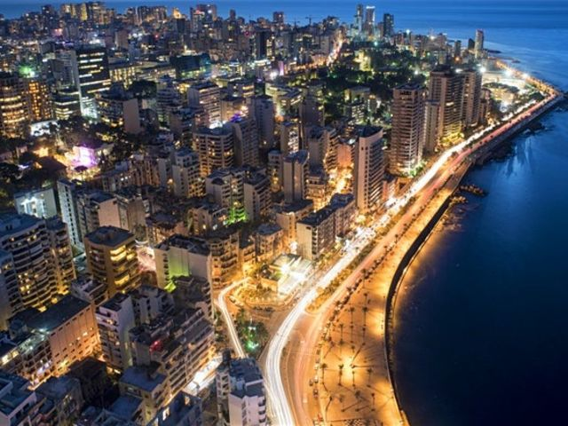 Beirut es la capital de...