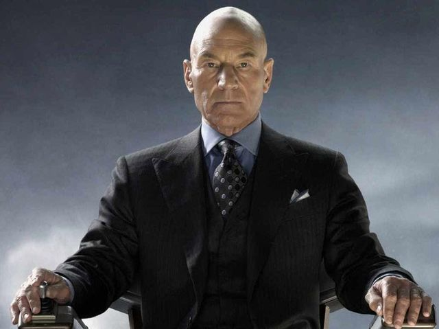 Is Professor X right brained or left brained?