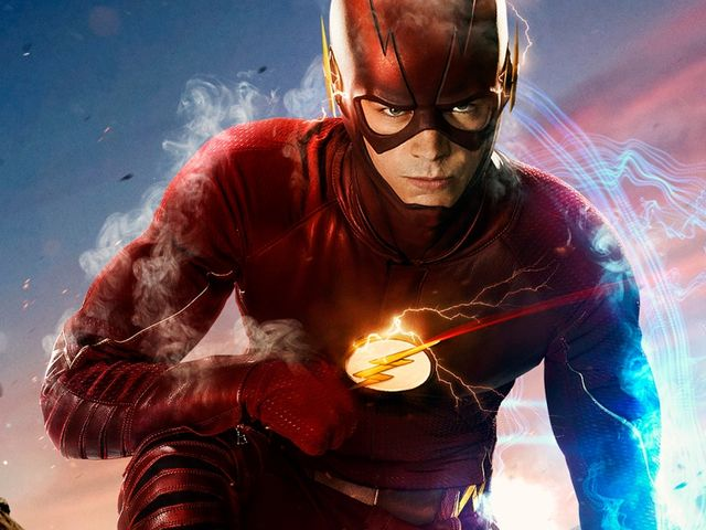 Left Brain! Barry Allen is a Forensic Scientist. He 100% has a mind made for science and data!