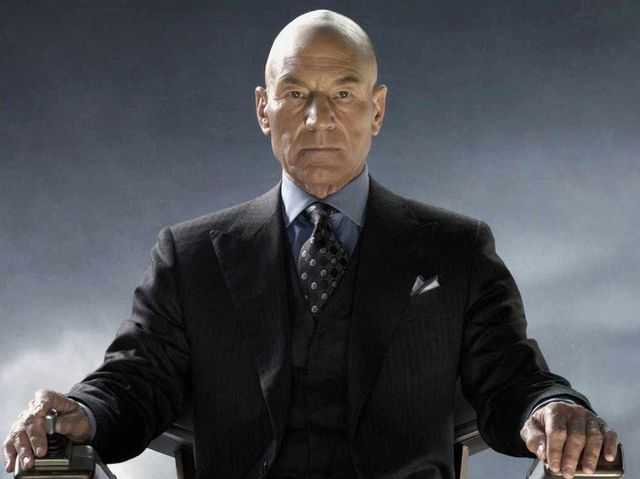 Is Professor X an introvert or an extrovert?