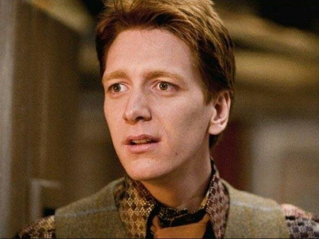 Which Weasley twin is this?