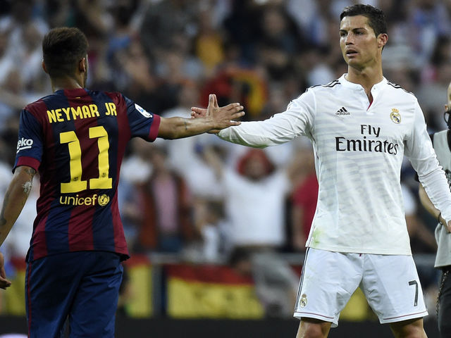 Who has the most El Clasico appearances?