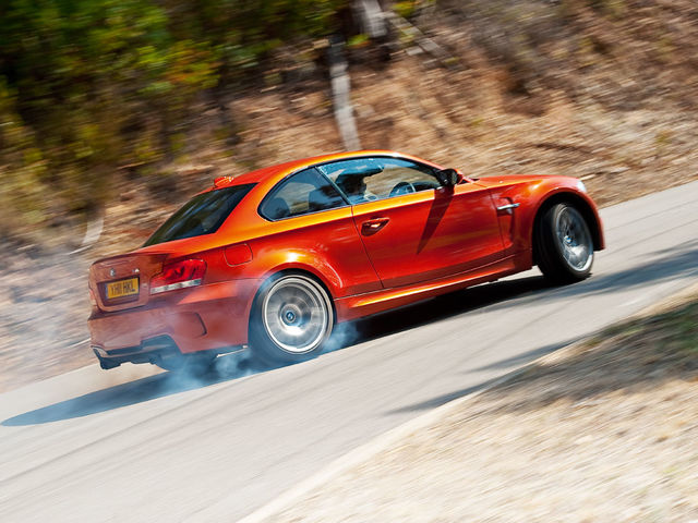 Already considered to be a modern classic, the 1M Coupe was also only cold with a six-speed manual 'box